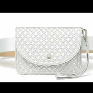 NWT Vince Camuto Quilted Belt Bag (M)